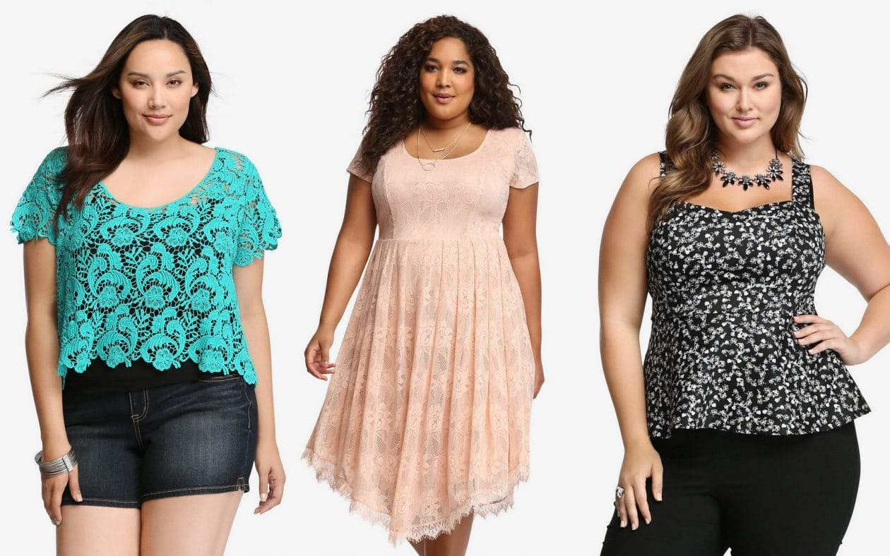 torrid relaunches website and they include additional extended sizing!