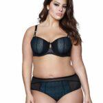 The Ashley Graham Plus Size Lingerie Collection on TheCurvyFashionista.com