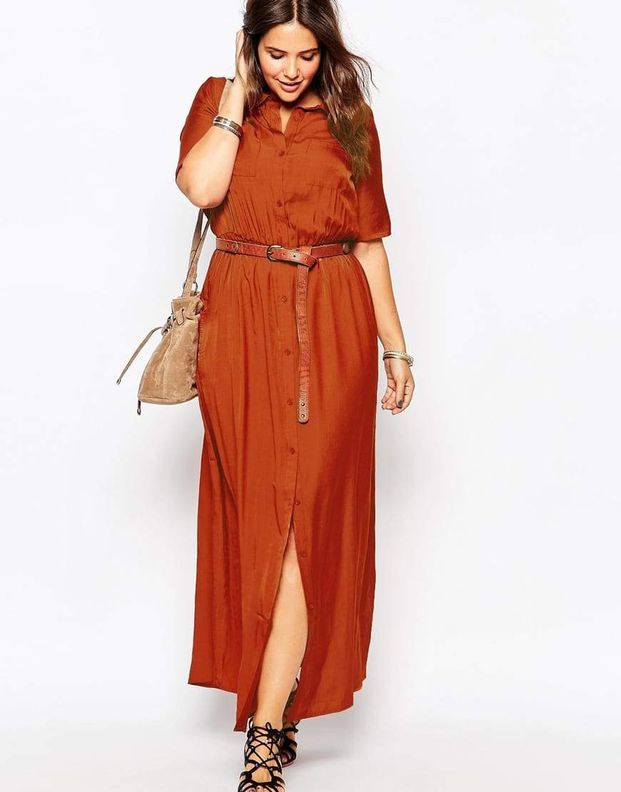7 plus size maxi dresses to wear now and into fall | the curvy