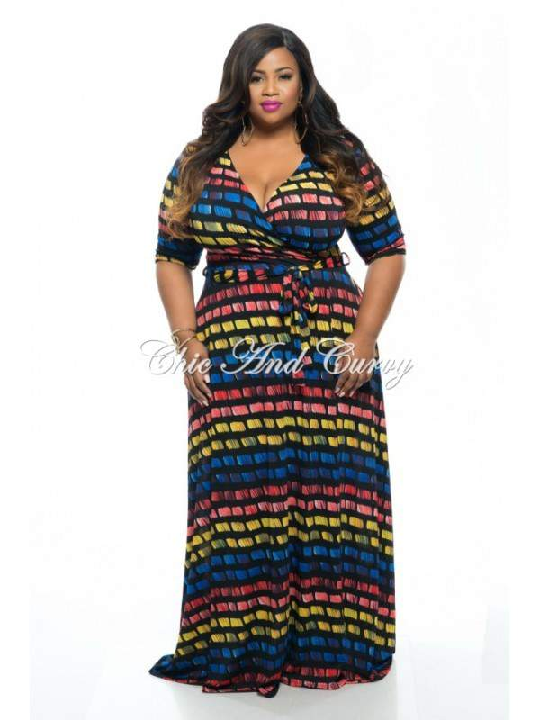 7 Plus Size Maxi Dresses to Wear Now AND into Fall