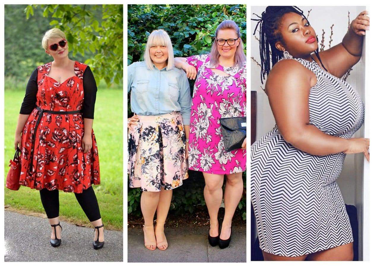#TCFStyle: 7 Curvy Summer Instagram Looks From Around the World