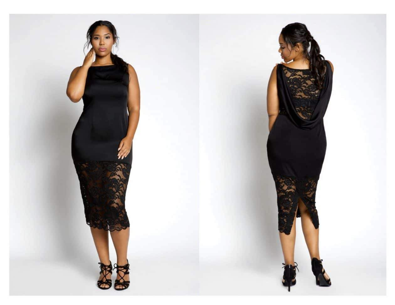 Theary Sim Launches Fall 2015 Youtheary Khmer Eternity Plus Size Collection on TheCurvyFashionista.com #TCFStyle
