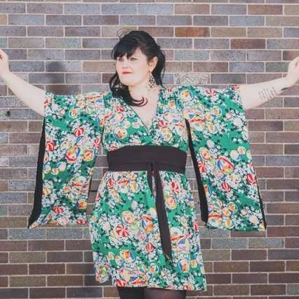 Jenny, Buxom Plus Size Boutique Founder