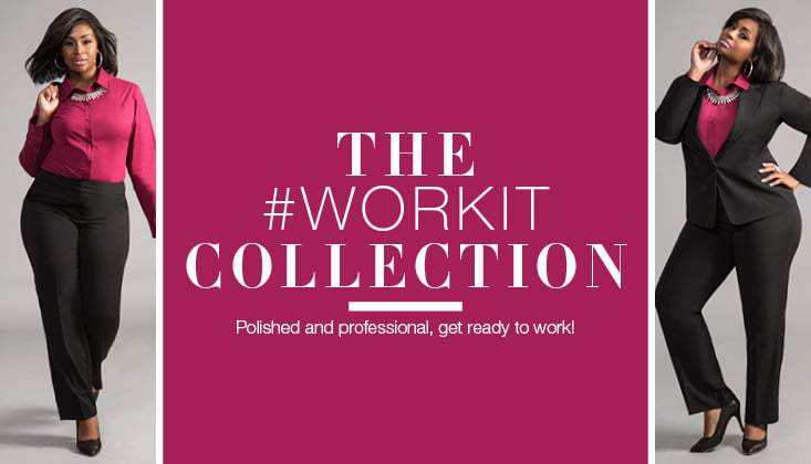 32cc35c113a78 Looking for Plus Size Suiting and Wear to Work Options   WorkIt with Ashley  Stewart!