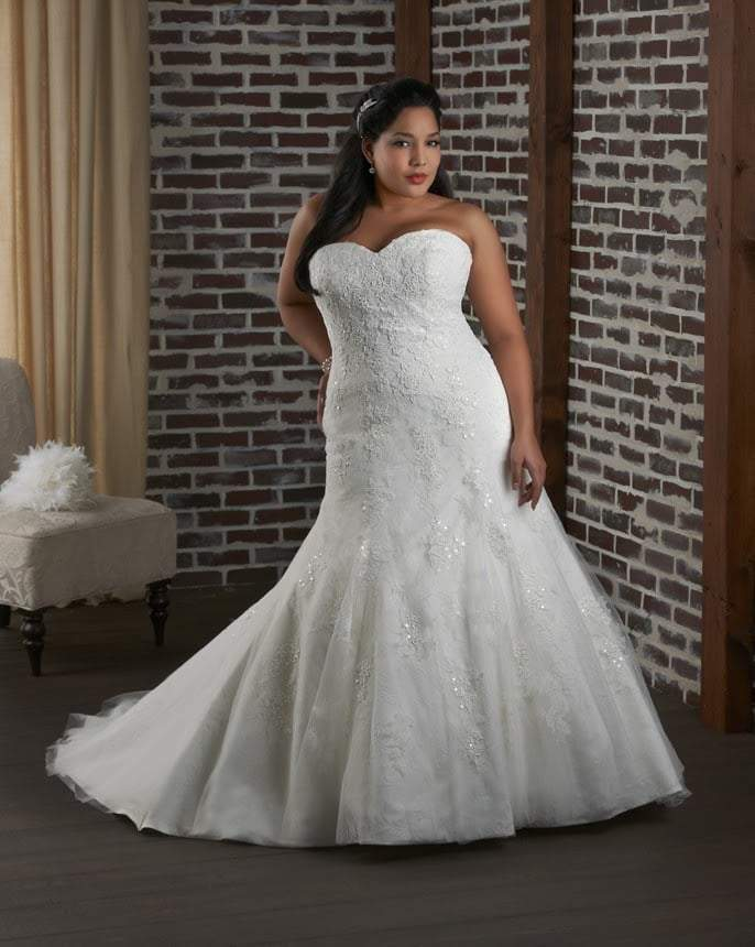 A New Plus Size Bridal Boutique! Curvique Bridal Boutique Opens ...
