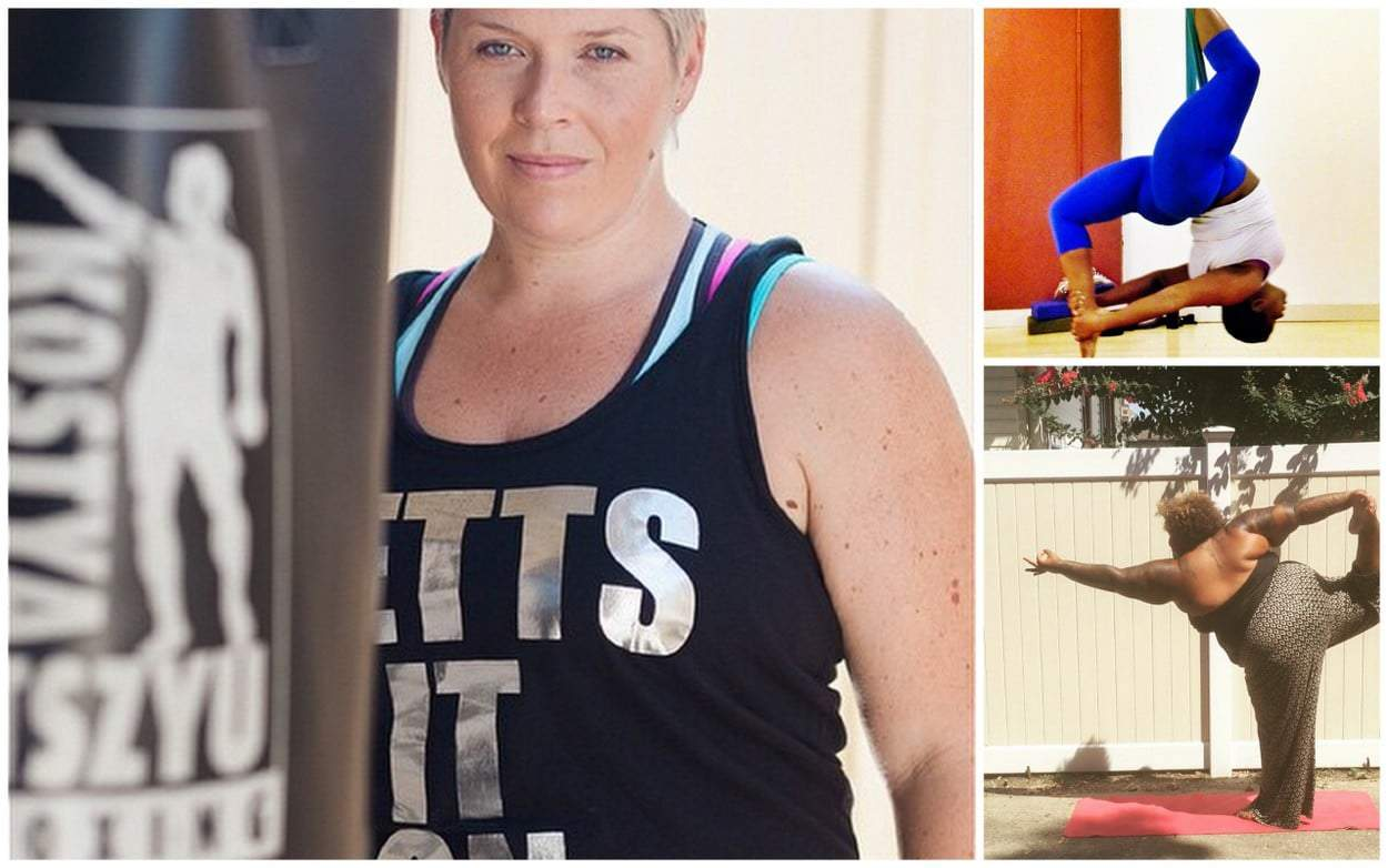 Working on My Fitness:  7 Fitspiration Accounts for Plus Size Ladies