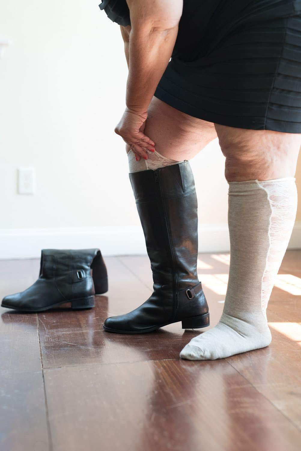 Wardrobe Wonders: Need Socks for Your Wide Calves? Meet Xpandasox