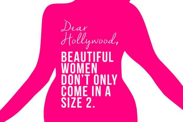 On a Quest for the Plus Size Love Interest: Project Plus Size Movie Star