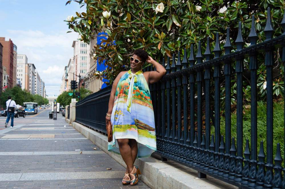 Plus Size Fashion Blogger Spotlight: Dionna of Made me Pretty