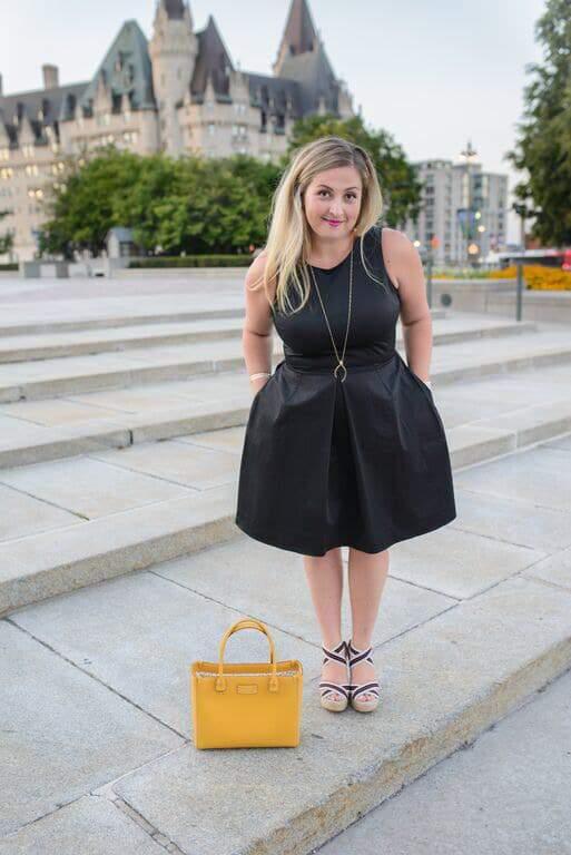 Plus Size Blogger Chantal of ModeXLusive