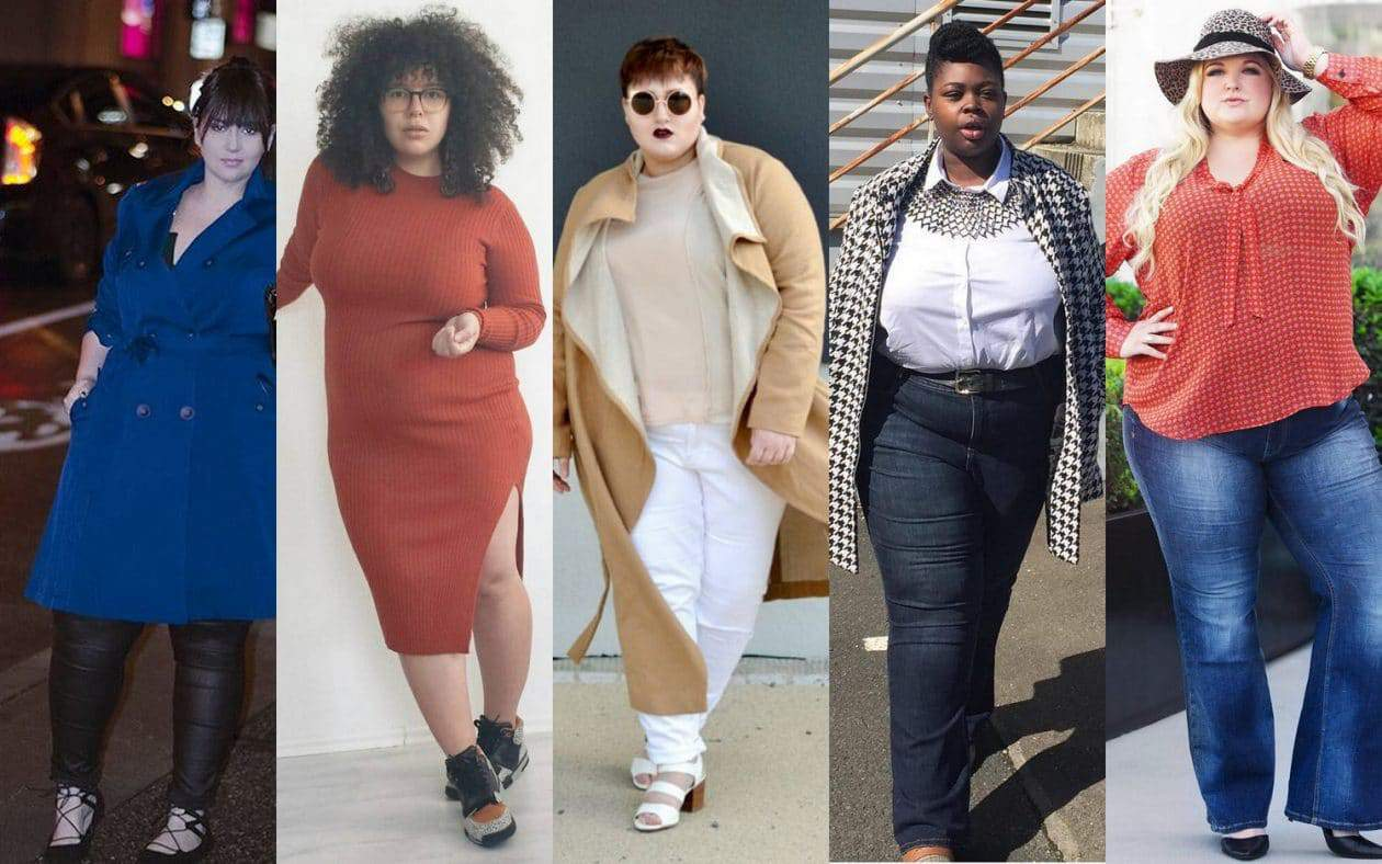 #TCFStyle Looks We Love- 11 Plus Size Looks for Fall Inspiration!