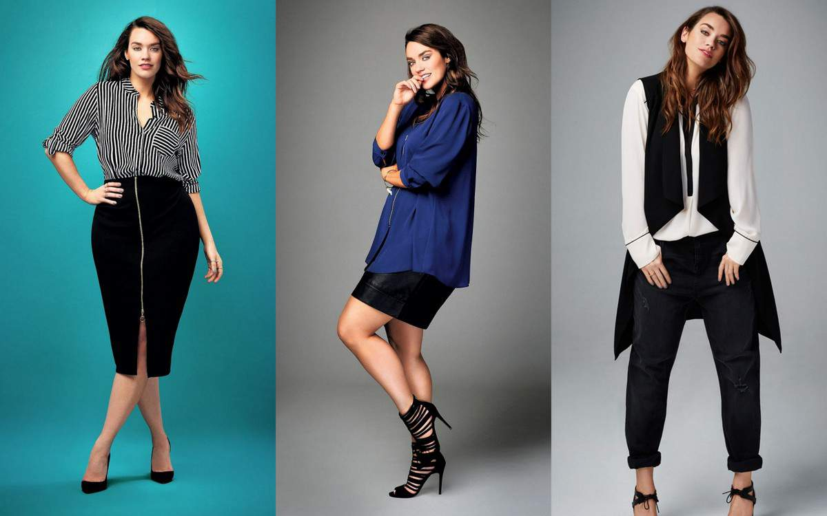 Dorothy Perkins to launch plus size collection- DP Curve! TheCurvyFashionista.com #TCFStyle