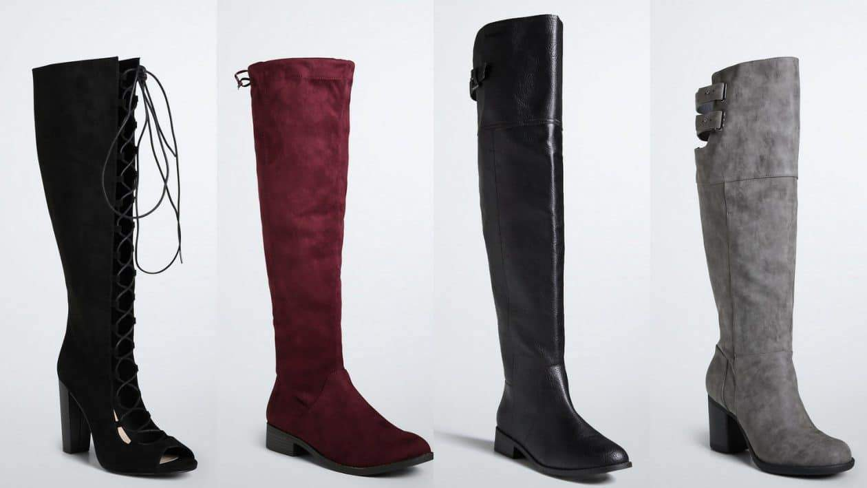 f873093b167 Wide Calf Boots: Where To Find Them!