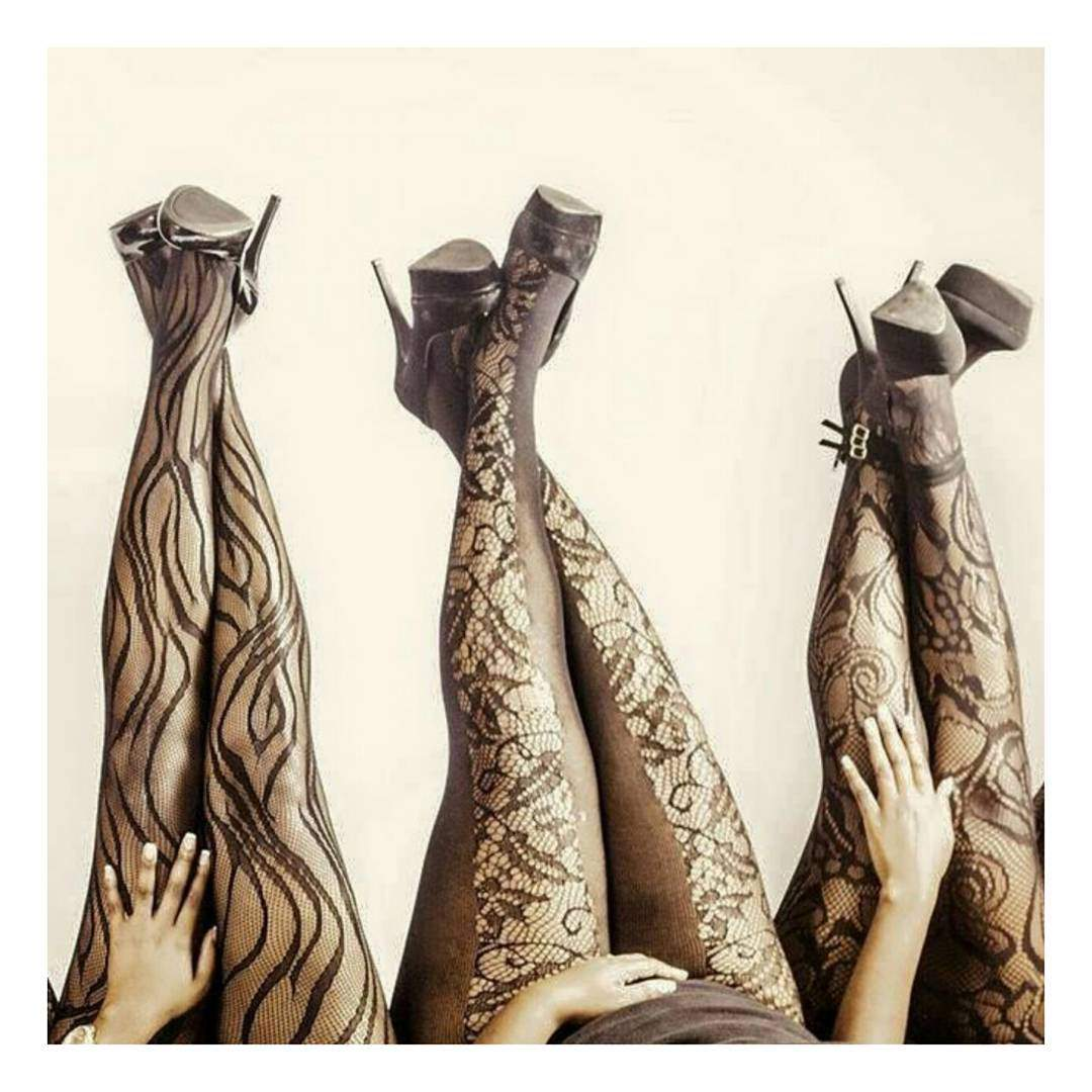 Haute Hosiery- Plus size tights and hosiery