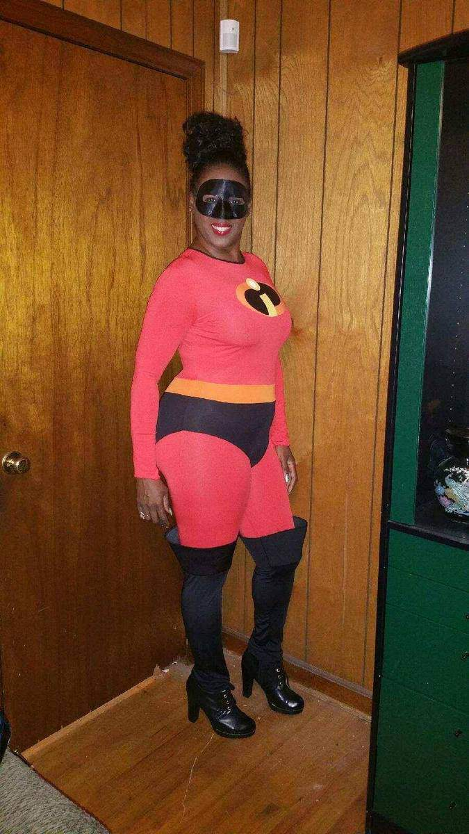 Mada L Ambers as The Incredibles