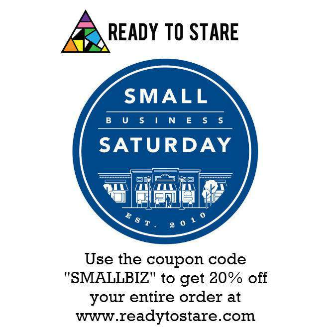 Ready To Stare coupon
