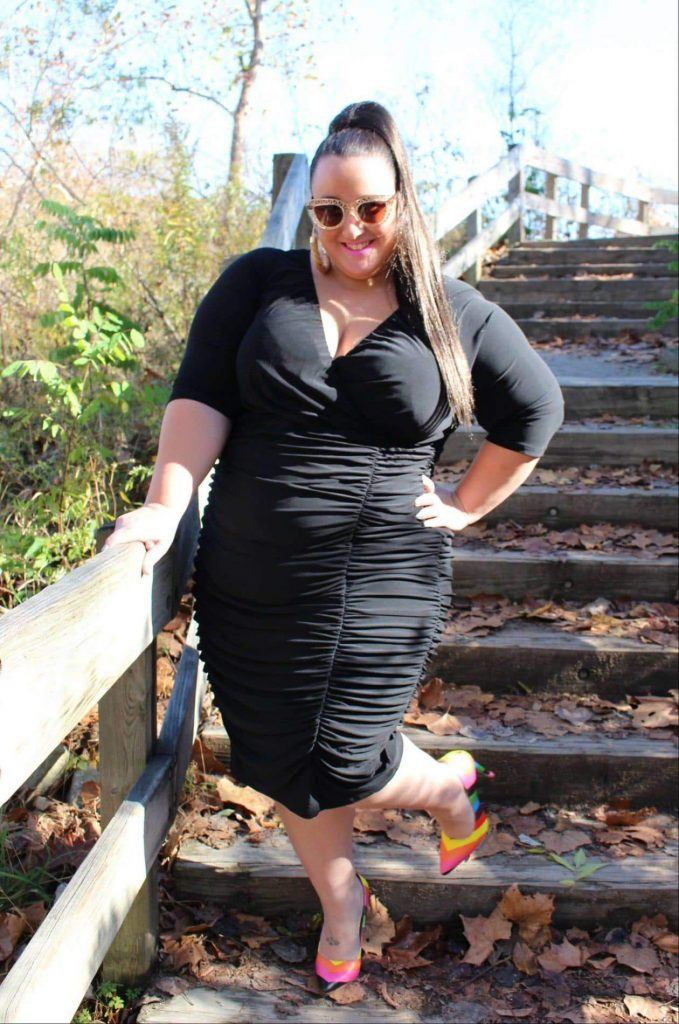 Plus Size Blogger Spotlight- Alysse from Ready to Stare #StareStyle