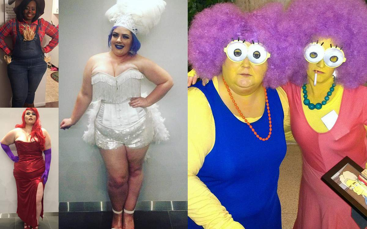 15 Plus Size Halloween Costumes that WOWED Us-