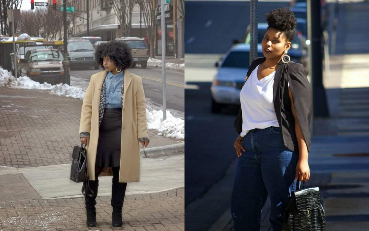 Fashion Blogger Spotlight TCF Contributor Edition:  Chakayla of Stylishly Decadent