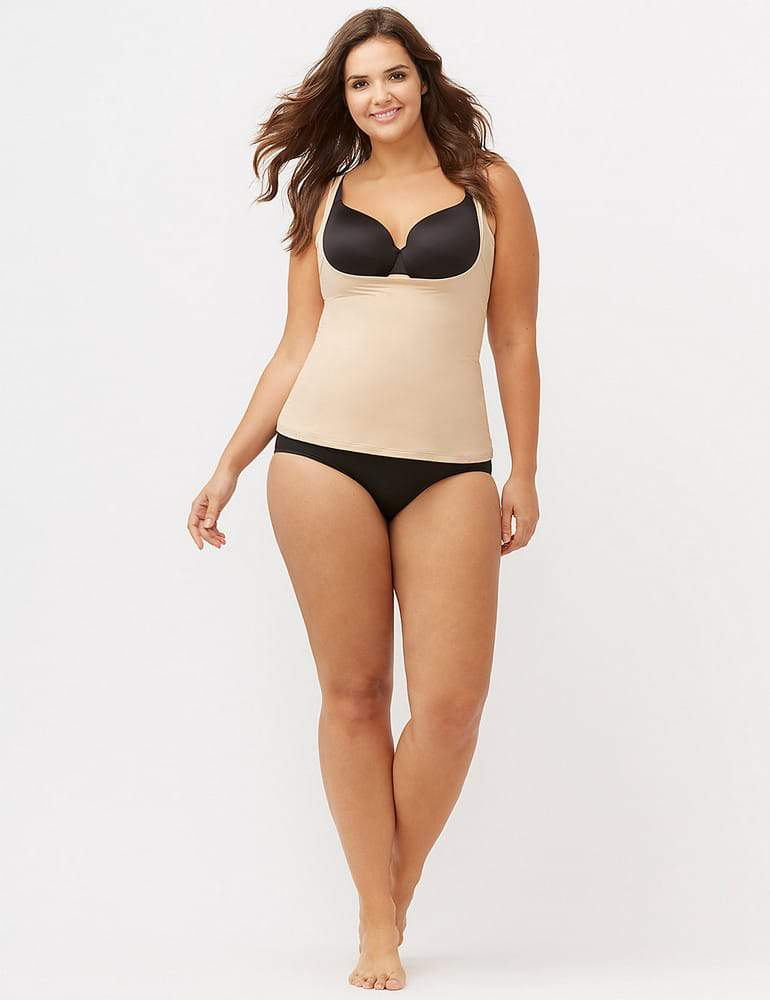 plus size shapewear- the corset