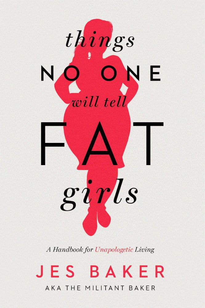 "An interview with plus size blogger and author, Jes Baker of ""Things No One Will Tell Fat Girls"""