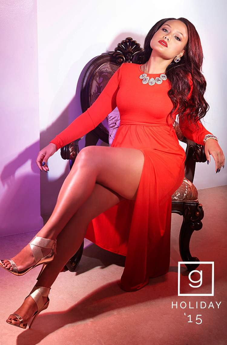 Grisel Plus Size Holiday Collection