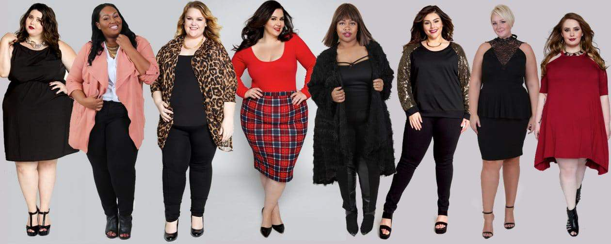 Curate your Own Plus Size Collection with Society Plus!