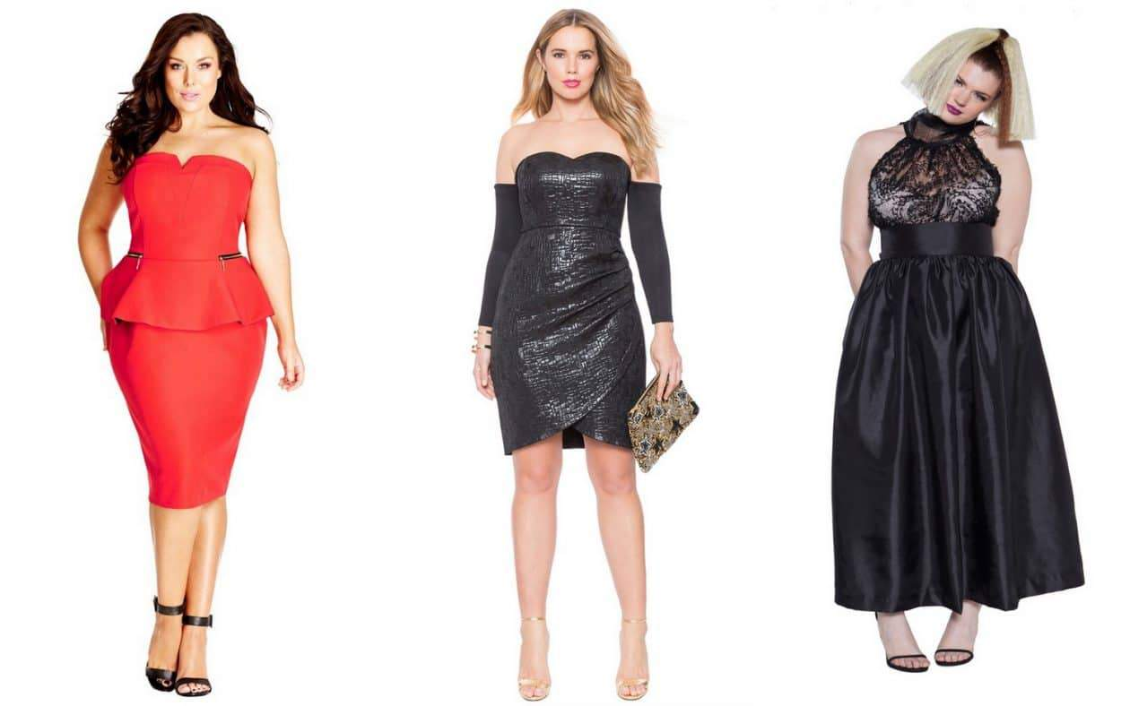 Best Dressed for New Year's: 20 New Year's Eve Plus Size Dress Ideas