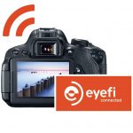Holiday Gift Guide for the Fashionable Tech Lover: Eye-Fi Wifi Card