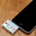 Holiday Gift Guide for the Fashionable Tech Lover: Cassette Earphone Splitter