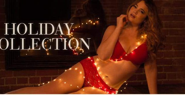 The Hips and Curves Lingerie Holiday Gift Guide
