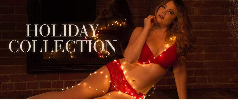 The Hips and Curves Plus Size Lingerie Holiday Gift Guide