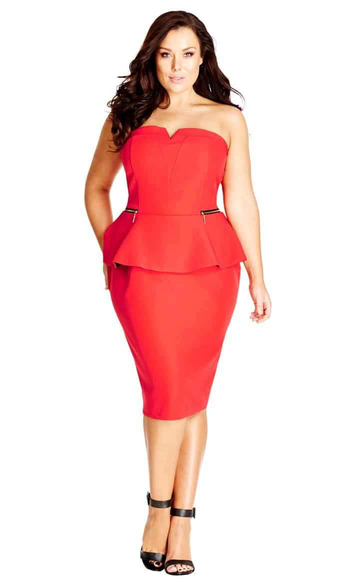 20 New Year's Eve Plus Size Dress Ideas