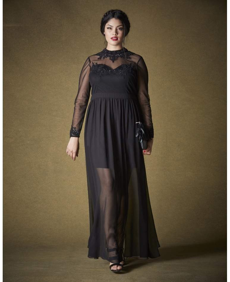 20 New Year\'s Eve Plus Size Dress Ideas