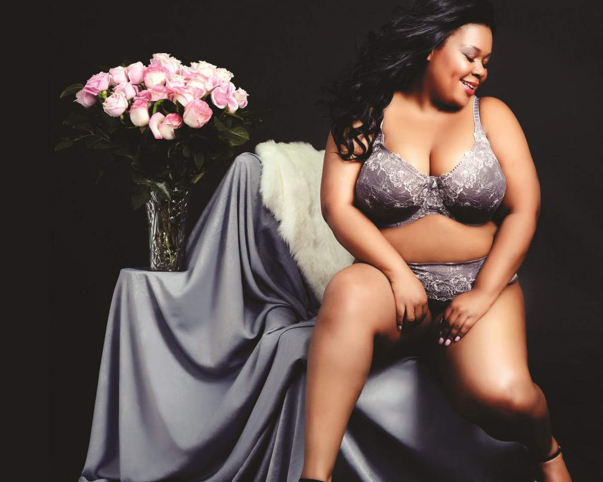 The Crème Bralée Plus Size Lingerie Holiday Lookbook