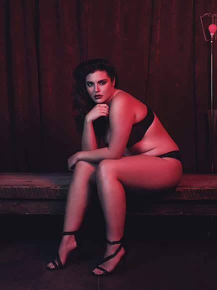 Allesandra Garcia for Slink Magazine