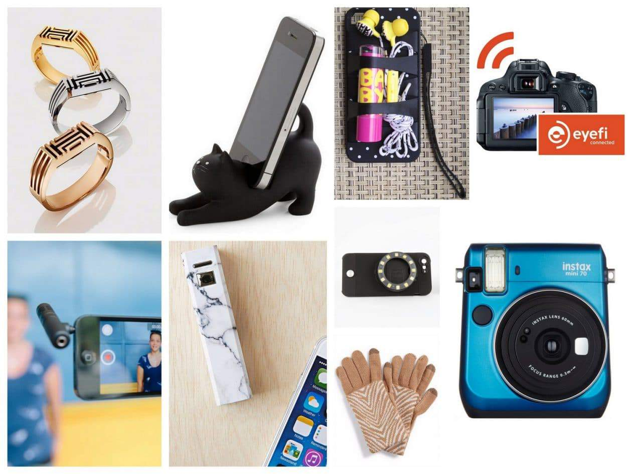 The Perfect Gift Guide for the Fashion Tech Lover in Your Life!