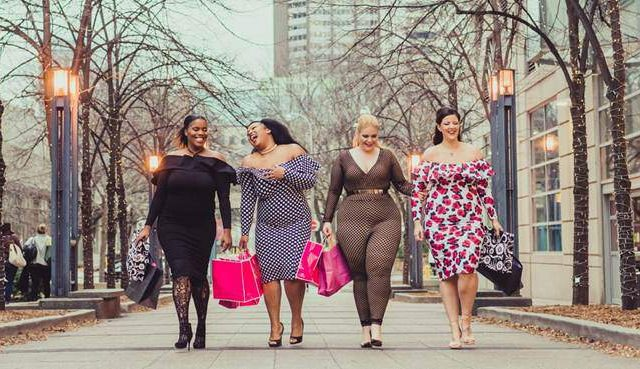 Canada's Plus Size Boutique, SexyPlus Clothing Launches Rue 107 with The Stylish Reid