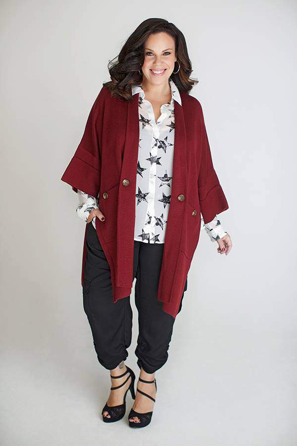 Madeline Jones, Editor in Chief of Plus Model Magazine