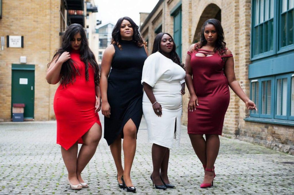 Nubian Skin Launches Curve Hosiery