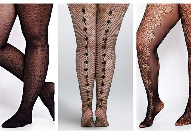 Cover Your Legs in Style with This Plus Size Hosiery and Tights Roundup!