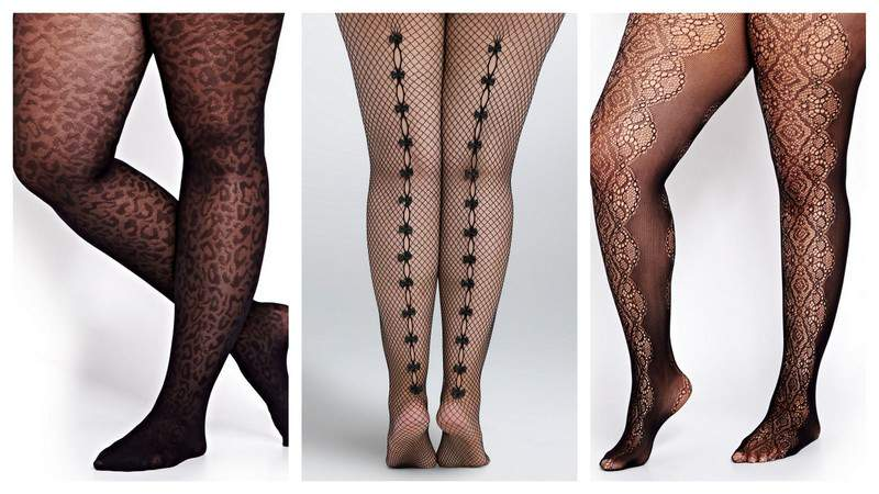 8265643d92f 10 Places to Get Plus Size Tights and Thigh Highs (Extended Sizes Too!)