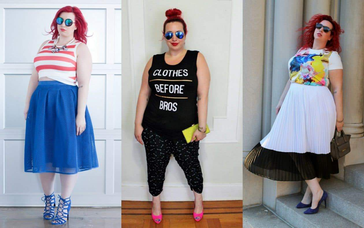 Plus Size Fashion Blogger Spotlight- Liz of PS Its Fashion