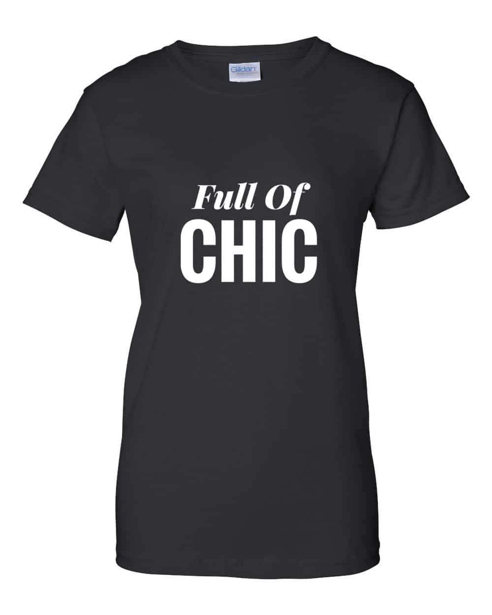 The Curvy Fashionista #ShopTCFStyle- Full of Chic Tee