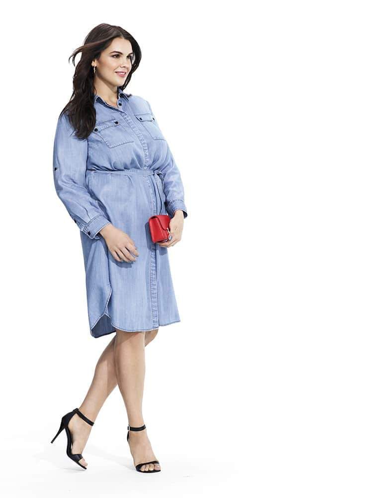 Who What Wear x Target Collection The Plus Size Looks Look 8