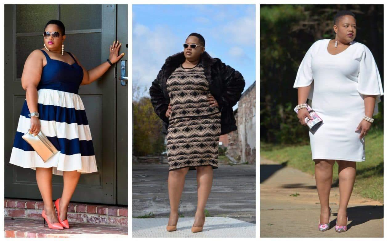 Plus Size Blogger Spotlight on Sasee Chic on The Curvy Fashionista