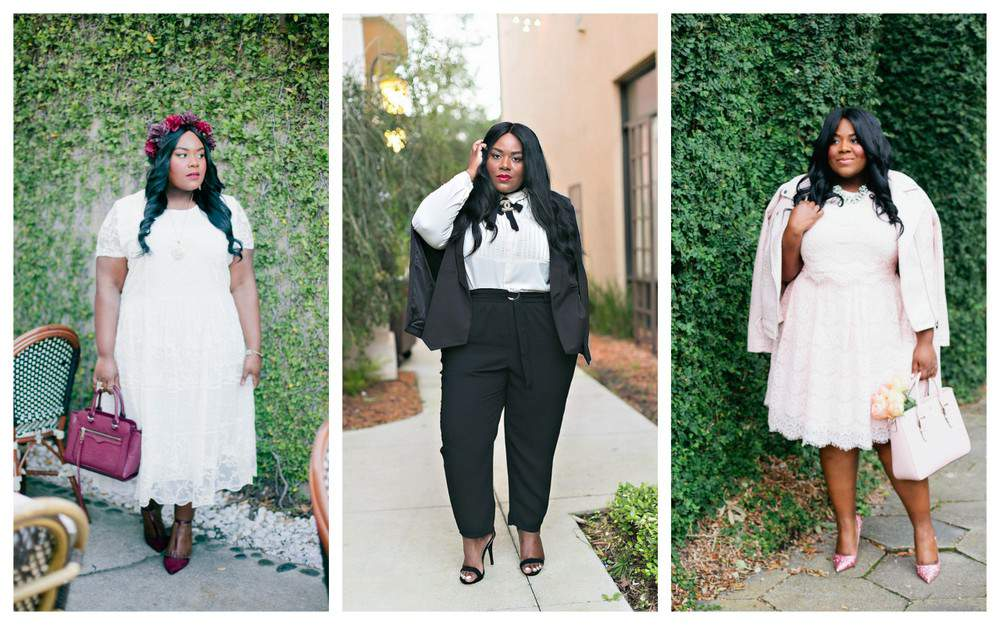 Fashion Blogger Spotlight:  Thamarr of Musings of a Curvy Lady
