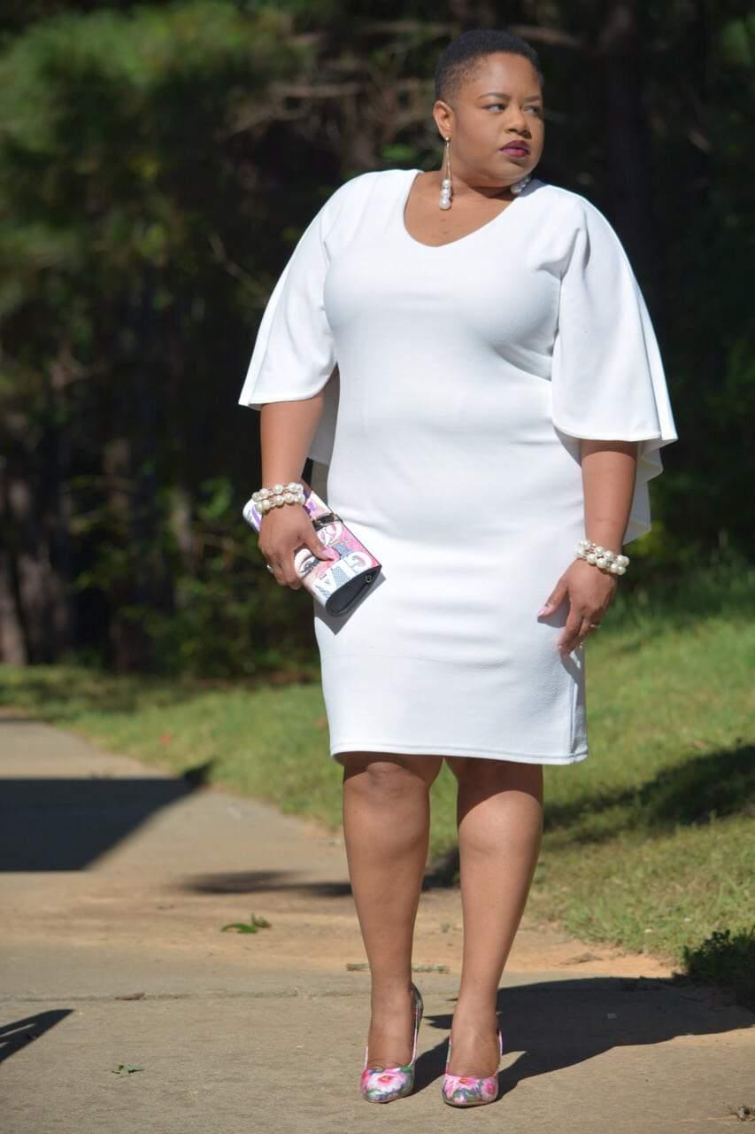 Meet Plus Size Fashion Blogger, Felicia of Sasee Chic