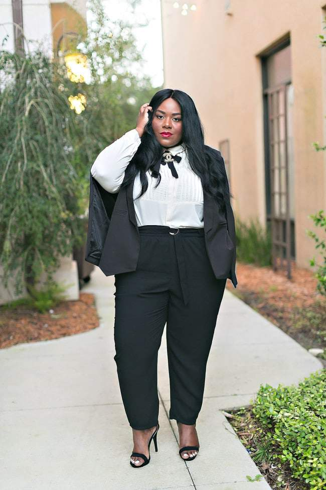 89c777a4791 Fashion Spotlight: Meet Plus Size Style Blogger, Musings of a Curvy Lady