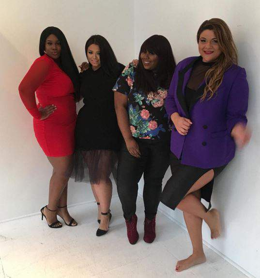 Plus Size Celebrity Stylist Shaina